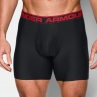 "Bokserki męskie Under Armour O Series 6"" BoxerJock 2pack 1282508 001"