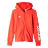 Bluza adidas YG LINEAR FZ HD BP8582